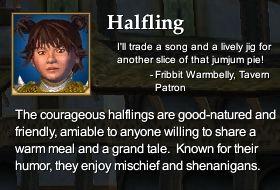 Halfling (Character Race)