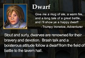 Dwarf (Character Race)