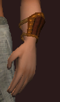 Elysian Wristguard of the Forest Stalker (Equipped)