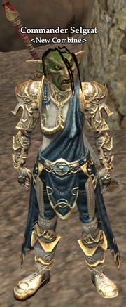 Commander Selgrat