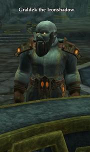 Graldek the Ironshadow