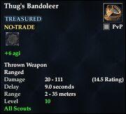 Thug's Bandoleer