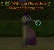 Wilhelm Horrorbile