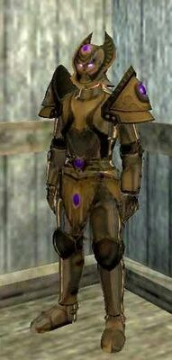 Champion of the Elements (Armor Set) (Visible, Male)