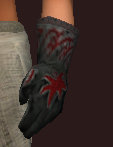 Ancient Tribal Gauntlets (Equipped)