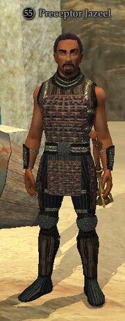 Preceptor Jazeel (Maj'Dul)