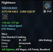 Nightmace
