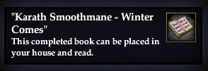 "File:""Karath Smoothmane - Winter Comes"".jpg"