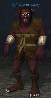 A Myr'dal savager