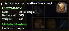 File:Pristine horned leather backpack.jpg