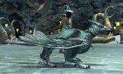 Snow Gryphon (Running)