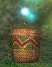 Basket of fae blooms