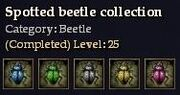 CQ beetle spotted Journal
