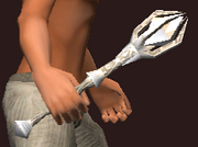 Runed ebon sceptre (Equipped)