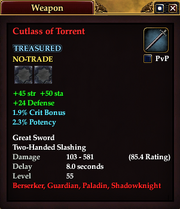 Cutlass of Torrent (55)