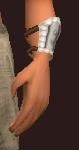 Gambler's Wristguard of the Citadel (Equipped)