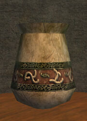 Ornate Urn of Compassion Placed