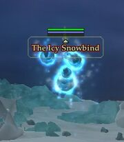 The Icy Snowblind