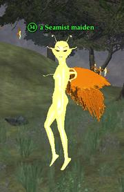A Seamist maiden