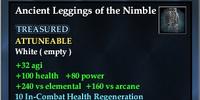 Ancient Leggings of the Nimble