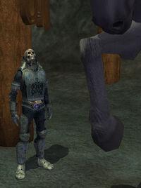 Undead Knight (Spell) (Master)