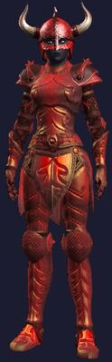 Berserk Rage (Armor Set) (Visible, Female)