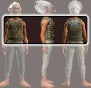 Primalist's Hauberk (Equipped)
