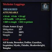 Trickster Leggings
