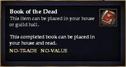 Book of the Dead (House Item)