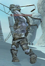 A Ry'Gorr shock trooper