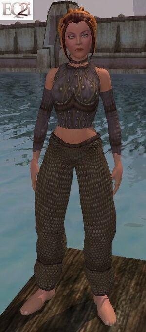 Bruiser's Vest (Visible, Female)