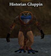 Historian Gluppin