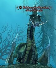 Delahnus the Dauntless