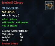 Iceshelf Gloves