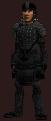 Stormbringer's Citadel (Armor Set) (Visible, Male)