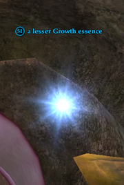 A lesser Growth essence