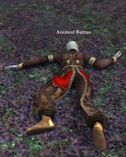 Animist Butrus