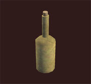 Corked-olive-wine-bottle