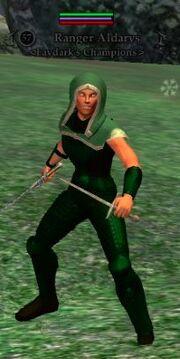 Ranger Aldarys