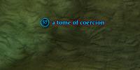 A tome of coercion
