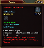 Primalist's Chausses