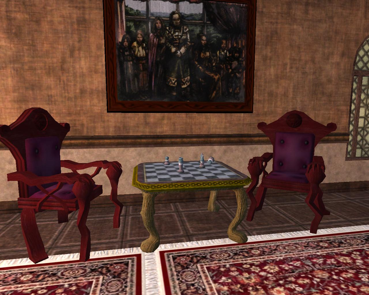 butcherblock chess table everquest 2 wiki fandom