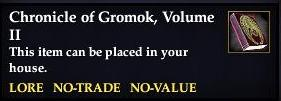 File:Chronicle of Gromok, Volume II.jpg
