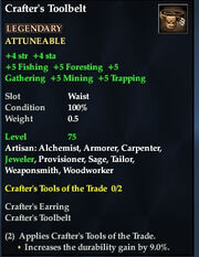 Crafter's Toolbelt