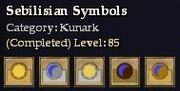 Sebilisian Symbols