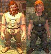 Race dwarf