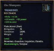 Orc Stompers