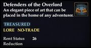 Defenders of the Overlord