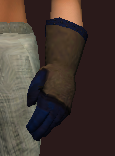 Haze Panther Skin Hand Wraps (Equipped)