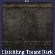 Trim Hatchling Treant Bark